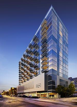 Niche 905 building